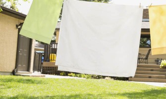 Should You Dry Your Washing Outside?